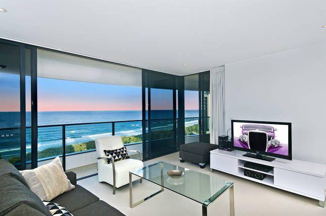 The Oracle 2 BRM Ocean Private Apt, a Broadbeach Apartment | Stayz