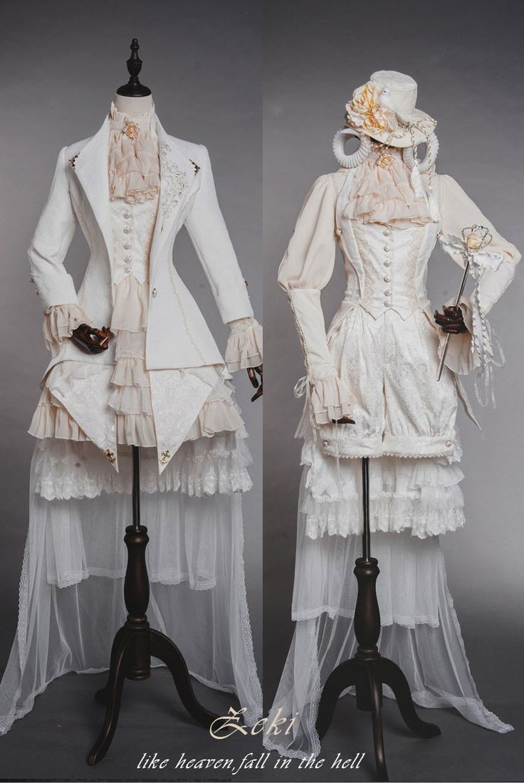 ZJ Story -Heaven and Hell- Ouji Lolita Jacket