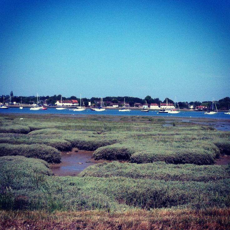 Langstone Harbour, Hayling Island