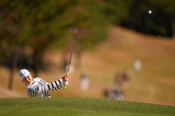 ボード 女子プロゴルファー のピン