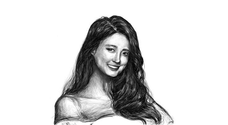 AOA Seolhyun, Autodesk Sketchbook