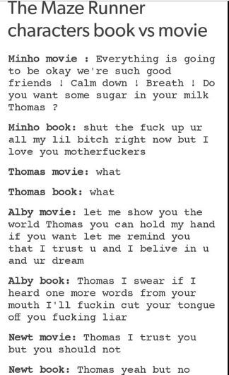 the maze runner essay
