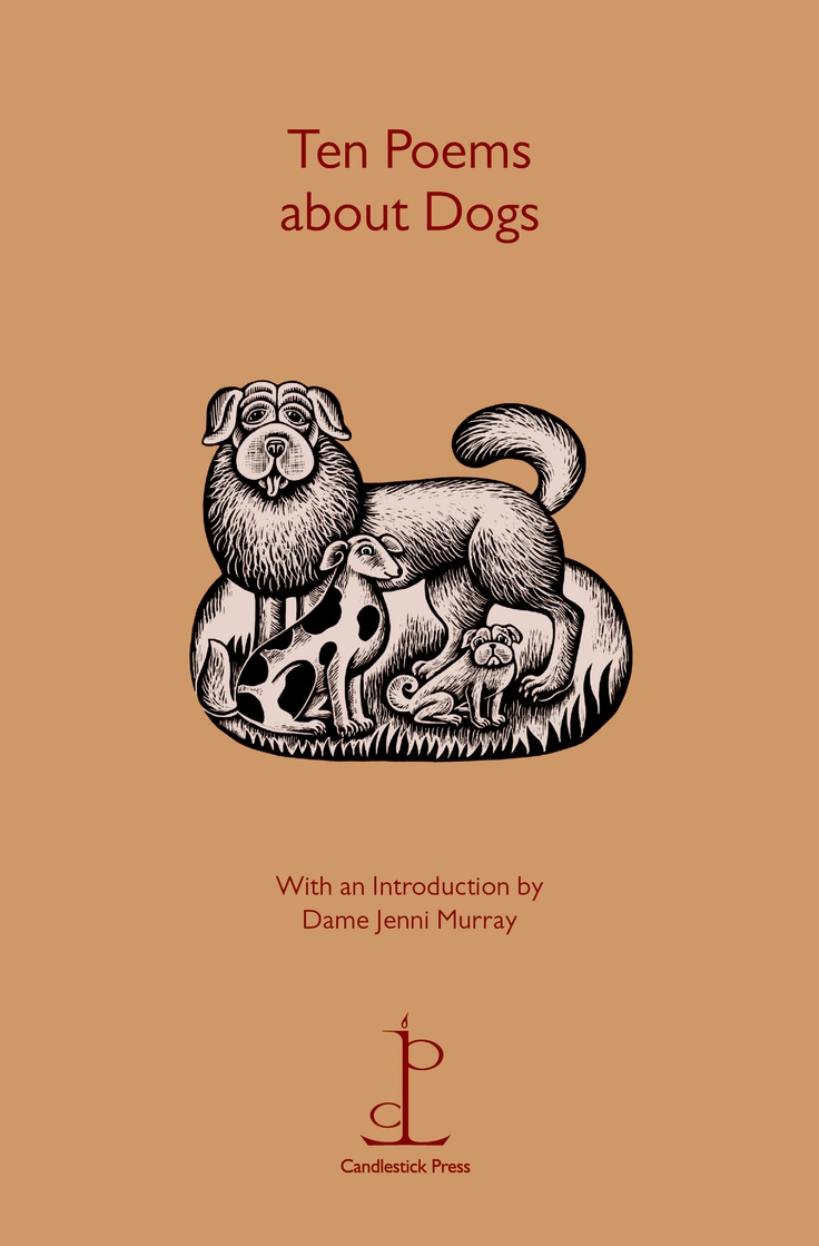 £4.95 - Ten Poems about Dogs pays tribute to man's – and woman's – best friend. Introduced by much-loved broadcaster and author Dame Jenni Murray, the poems reveal the great affection people feel for their dogs (and dogs for their owners). In amongst alternately poignant and hilarious accounts of dog-ownership, are some slightly unsociable aspects, like the neighbours' dog in Billy Collins' poem, which barks loud and long every time they go out…