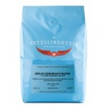 Intelligentsia Decaffeinated Librarian's Blend Coffee.  Find it here for $14.45: http://bit.ly/wkg9Sk