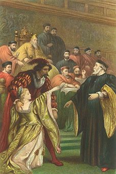 Othello, Act I, Scene 3