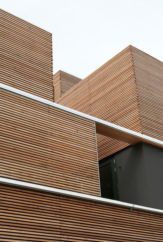 K18V23 - Pasel.Kuenzel #gevel #hout #compositie TILIA