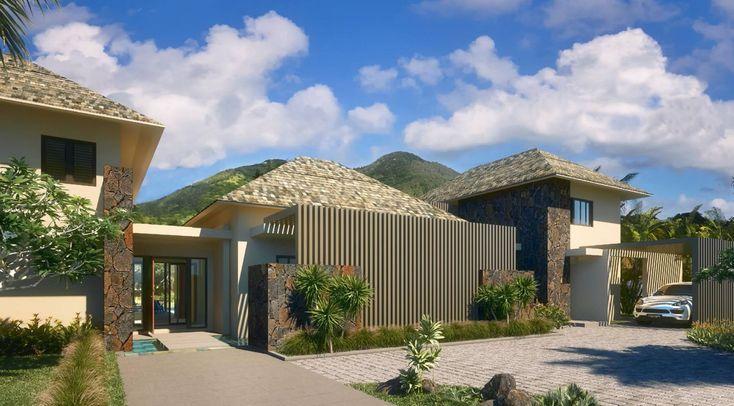 Île Maurice • Aqua Villa, prochainement en vente à Anahita