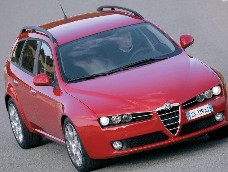 Alfa Romeo 159 Sportwagon for sale - http://autotras.com