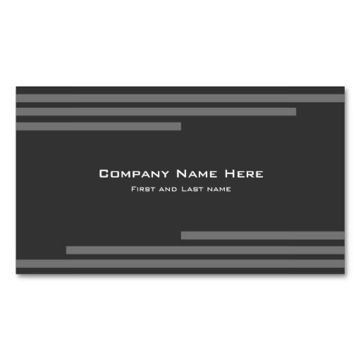 58 best business cards and logos images on pinterest cartes de modern business card reheart Gallery