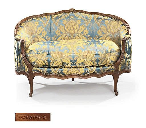 269 best images about benches loveseats on pinterest - Meuble style louis xv ...
