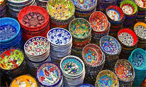 Gran Bazar, Istanbul