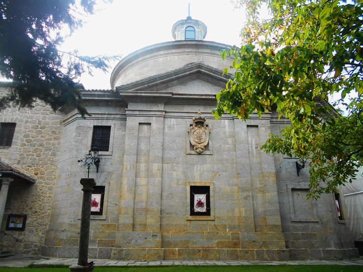 Monasterio de San Pedro de Alcántara.