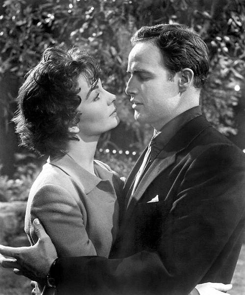Mr.Brando and Miss V.L. (Scarlett)
