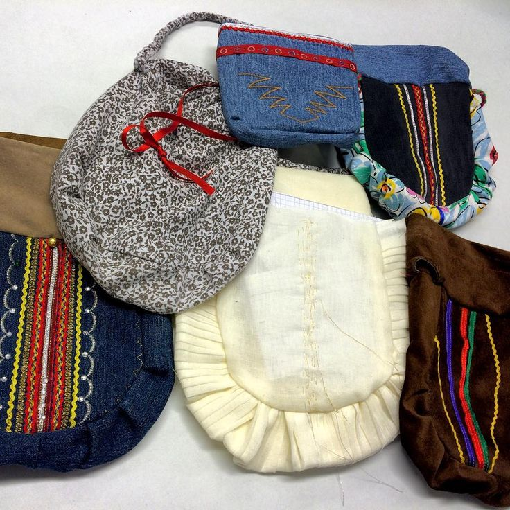 A few results from textile workshop in Sami tradition with lovely Karolina…