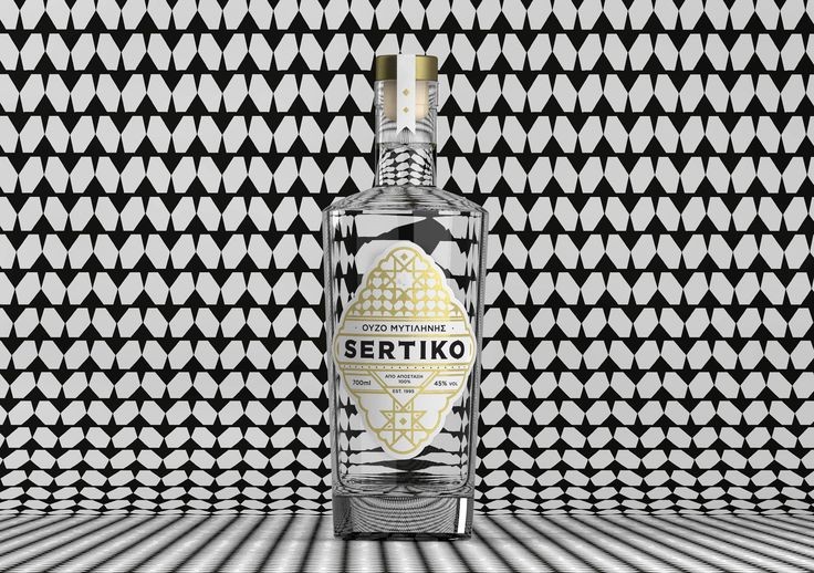 Following the advice of our grandparents we brought to light the secret traditional recipe of ouzo SERTIKO. Entirely inspired by oriental mysteries, the distillate is made with the full soul of Lesvos Island.