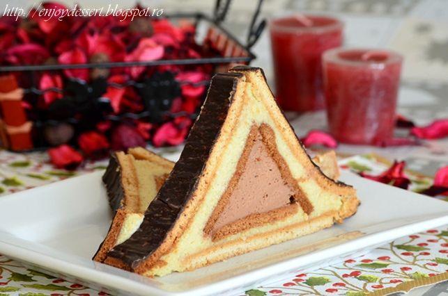 Prajituri si torturi pentru Craciun si Revelion ~ Enjoy Dessert!