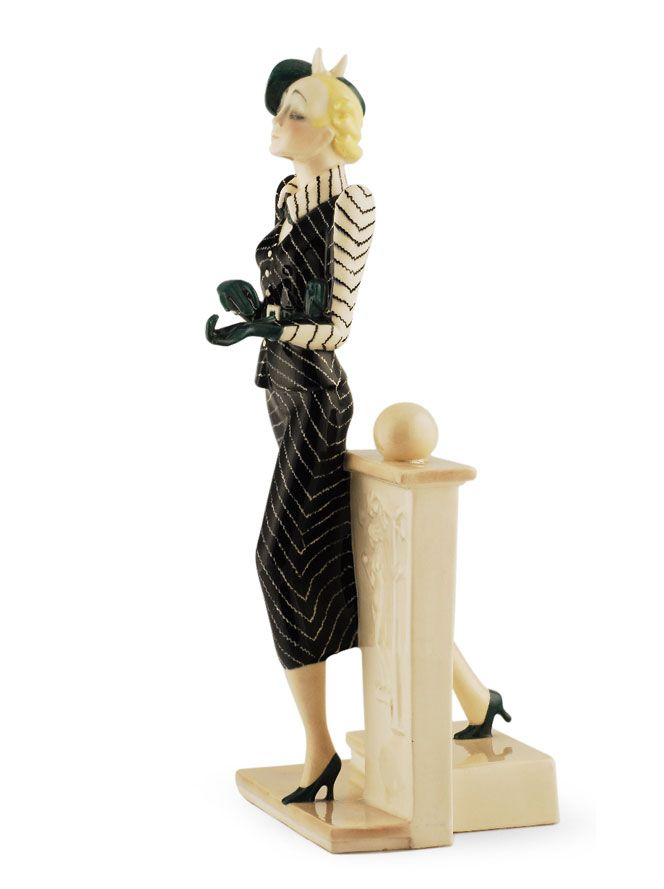 1000 Images About Art Nouveau Deco Figurines Busts And