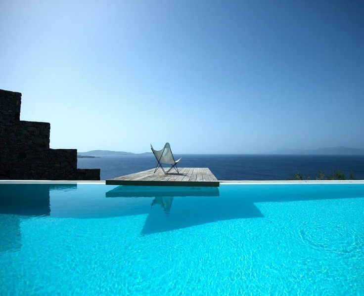A private paradise..
