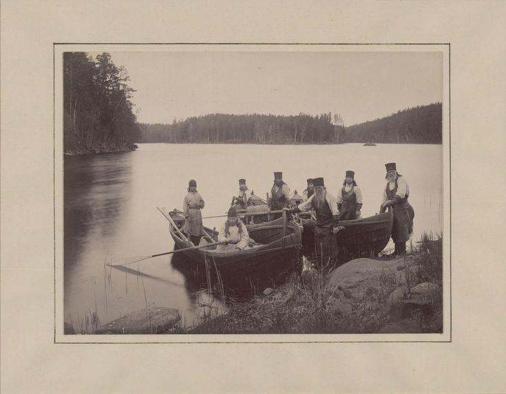 1887 год. Валаам: tripistoleta