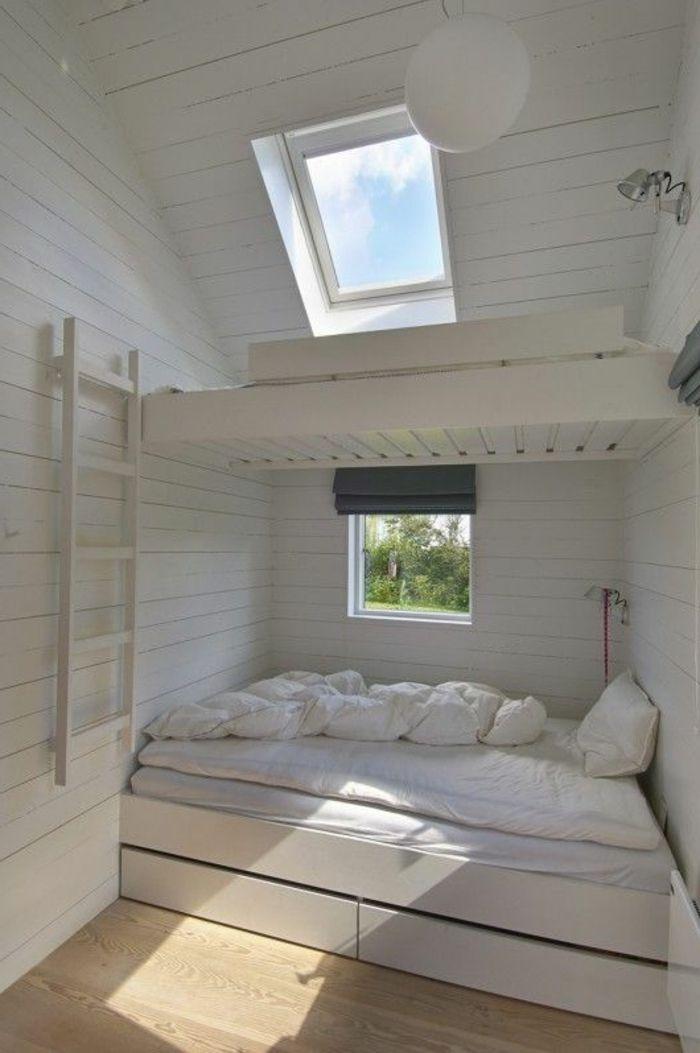 les 25 meilleures id es de la cat gorie chambres de filles jumelles sur pinterest jumeaux. Black Bedroom Furniture Sets. Home Design Ideas