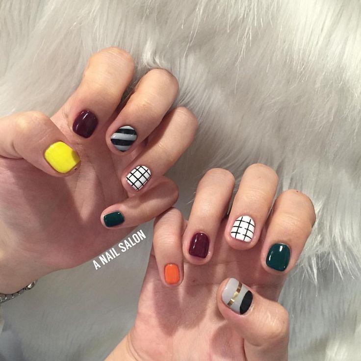 56 best Korean style nails images on Pinterest | Korea style, Korean ...