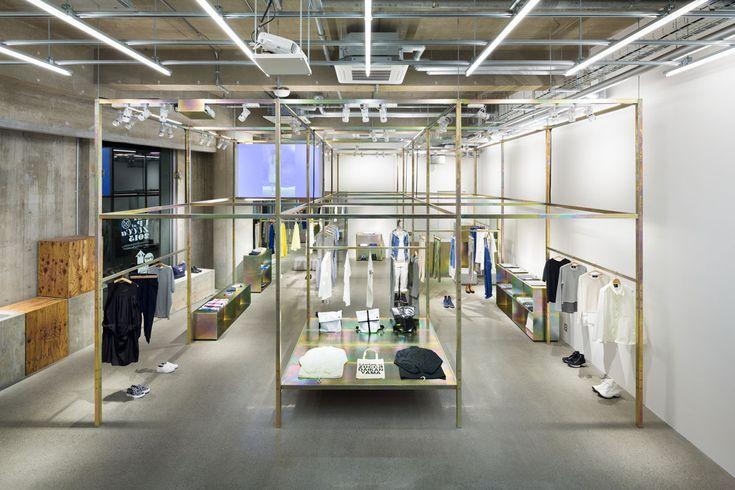 retail interior design idea frame