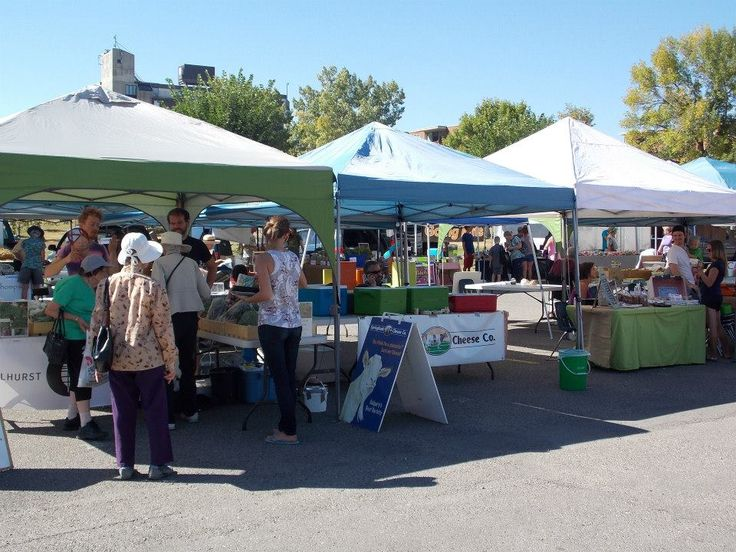 Farmers' Markets In and Around Calgary