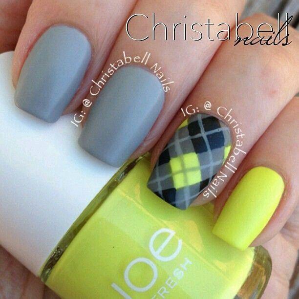Mejores 151 imágenes de uñas en Pinterest | Arte de uñas, Uñas ...