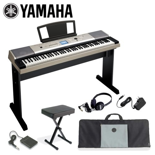 Cheap Best Price Yamaha KO-YPG-535-KIT-1 88-Key Grand Piano Keyboard with Keyboard Bench for Sale