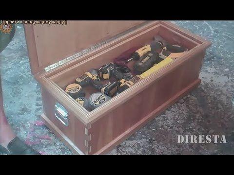Jimmy DiResta - Ящик для инструмента DeWALT - YouTube