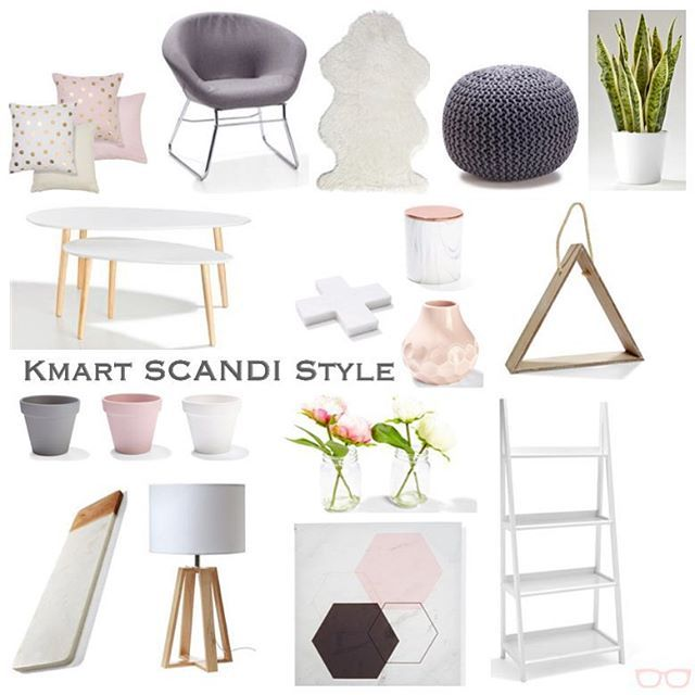 | KANDI | Yep, I did just combine Kmart & Scandi Proving that you can create a look on a budget.