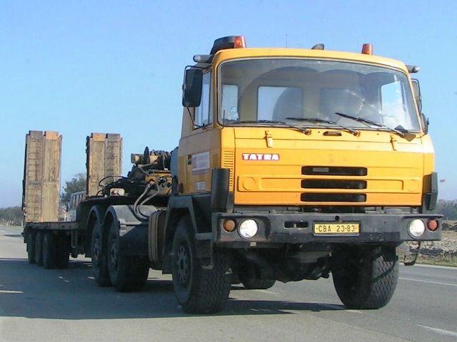 Tatra 815  Dakar Rallisi