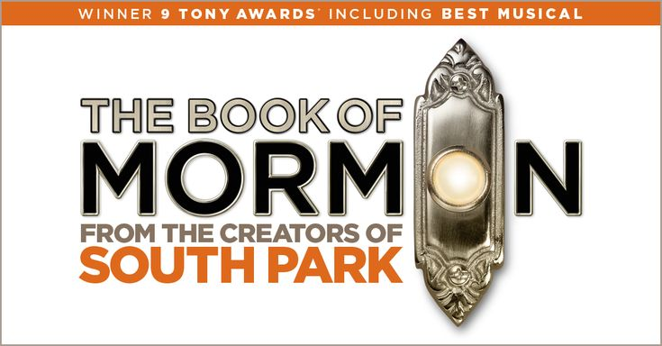 The Book of Mormon Musical- HATED this show. Did not like it at all and wouldn't recommend it to anyone.