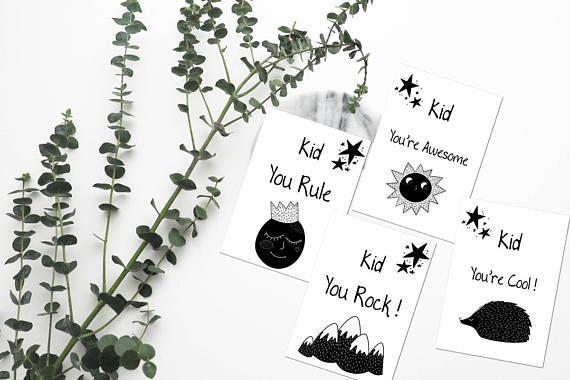 FlatLay Cards Flatlay Cards Set Flat Lay Card Set Flatlay