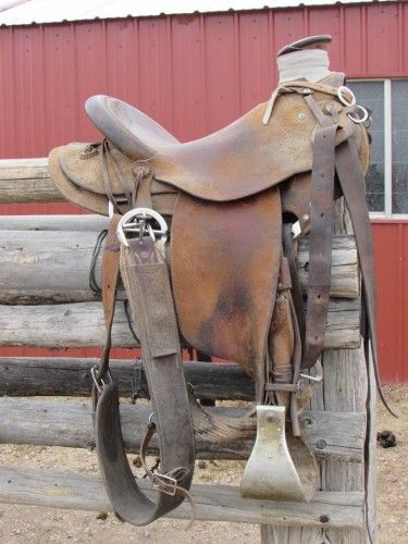 15 inch Frecker's Wade Saddle for Sale - For more information click on the image or see ad # 71155 on www.RanchWorldAds.com