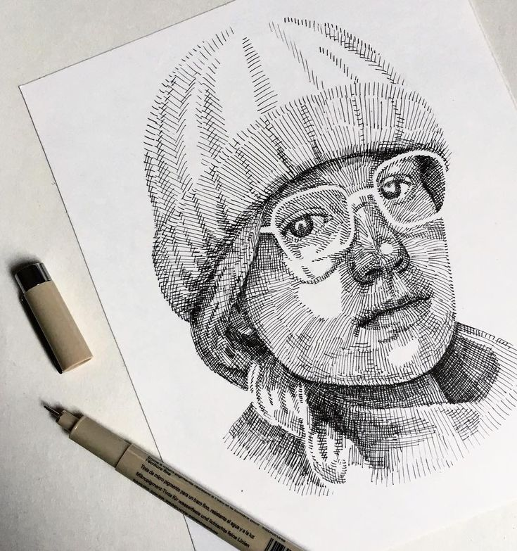 Ink art by bryan schiavone ink art artwoonz ink