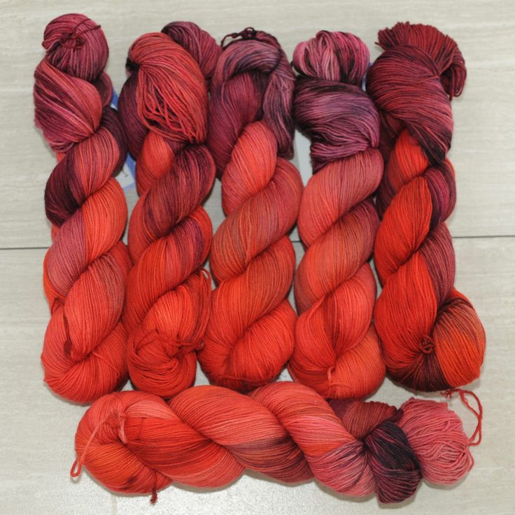 Bleeding Heart Liberal on Ivory Tower 4 ply/Sock Weight Yarn
