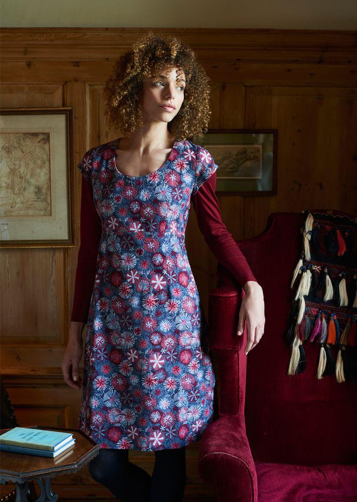Scandi Dandi Cord Dress  http://www.mistral-online.com/clothing-c50/tunics-dresses-c1/scandi-dandii-printed-cord-dress-grey-red-mix-p27466