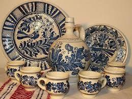 Romanian pottery, Corund