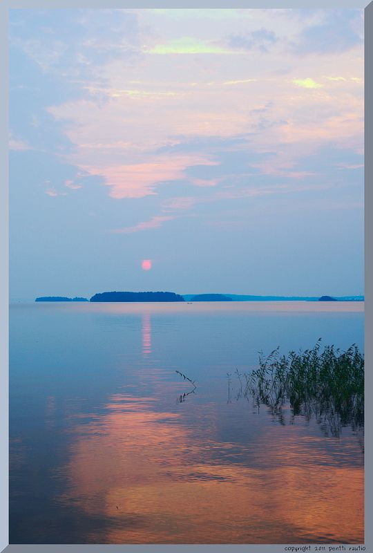 Summer in Joensuu, Eastern Finland