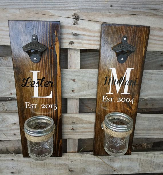 Hey, I found this really awesome Etsy listing at https://www.etsy.com/listing/235519634/wooden-bottle-opener-rustic-beer-bottle