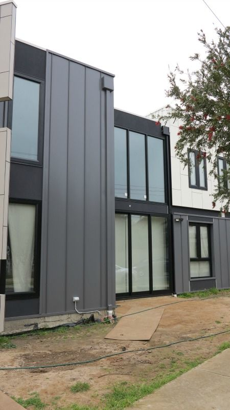 True Blue Roofing Geelong specializes in metal wall cladding which can quickly transform any wall. They are also experts in all aspects of roofing.