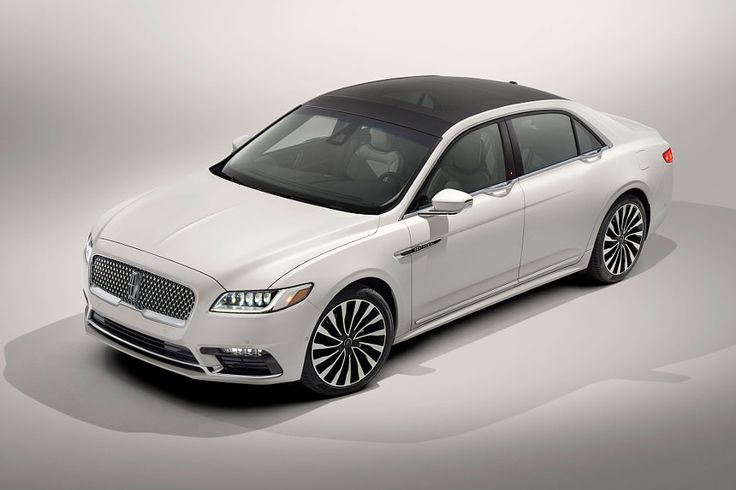 Alright, alright, alright. We're sure that Mr. McConnaughey will approve of the new 2017 Lincoln Continental. It hints at having some of the design features of the classic Lincoln models of yesteryear, as well as some of the more modern design features of a Bentley. Look for this AWD luxury sedan in early and all models 2017.