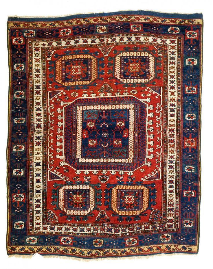 Bergama 5ft. 11in. x 4ft. 8in. Turkey circa 1820