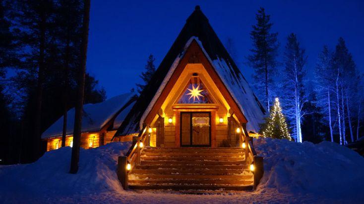 Lapland Restaurant Kotahovi in Santa Claus Village