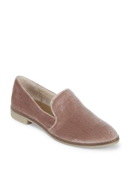 Dolce Vita - Caro Velvet Loafers