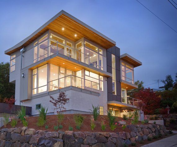 Contemporary House Inspiration