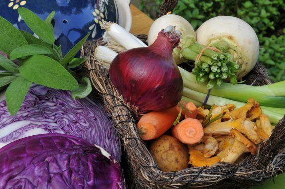Gemüse für Sauerbraten: Geschenkidee: Kochkurs rheinische Küche von miomente