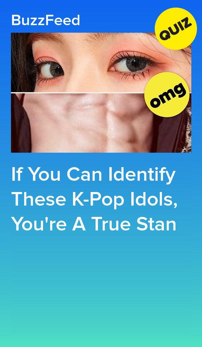 If You Can Identify These K Pop Idols You Re A True Stan Kpop Idol Idol Kpop