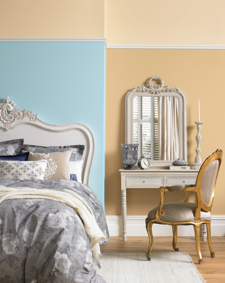 31 best images about bedrooms on pinterest stylish - Crown paint colours for living room ...